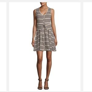 Opening Ceremony Striper Transformer Dress XS